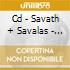 CD - SAVATH + SAVALAS - ROLLS AND WAVES