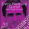 Enrico Pieranunzi - Don't Forget The Poet