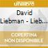 David Liebman - Lieb Plays Kurt Weill