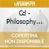 CD - PHILOSOPHY MAJOR - HYPNEROTOMACHIA