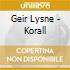 Geir Lysne - Korall