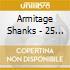 CD - ARMITAGE SHANKS - 25 GOLDEN SHOWERS