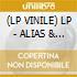 (LP VINILE) LP - ALIAS & TARSIER      - Brookland/Oaklyn