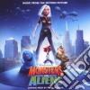 Henry Jackman - Monsters Vs Aliens