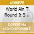 WORLD AIN T ROUND IT S S