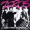 (LP VINILE) Don't push me around (color vinyl)