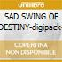 SAD SWING OF DESTINY-digipack-