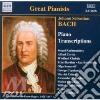 Johann Sebastian Bach - Trascrizioni X Pf