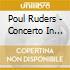 Poul Ruders - Concerto In Pieces, Concerto Per Violino N.1, Monodrama