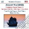 Wachner Julian - Musica Corale, Vol.1
