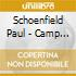 Schoenfield Paul - Camp Songs, Ghetto Songs