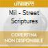 Mil - Street Scriptures
