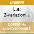 L.E: 2-VARIAZIONI GOLDBERG