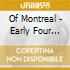 Of Montreal - Early Four Track Recordings