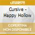 Cursive - Happy Hollow