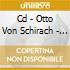 CD - OTTO VON SCHIRACH - GLOBAL SPEAKER FISTING