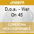 WAR ON 45