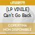 (LP VINILE) Can't Go Back