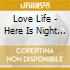 CD - LOVE LIFE - HERE IS NIGHT, BROTHERS,