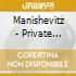 CD - MANISHEVITZ - PRIVATE LINES EP