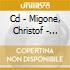 CD - MIGONE, CHRISTOF - CRACKERS