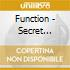 CD - FUNCTION - SECRET MIRACLE FOUNTAIN