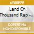 Land Of Thousand Rap - Vol.1: The Fall Of The Pillars