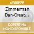 CD - DAN ZIMMERMAN - GREAT SMALL