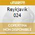 REYKJAVIK 024