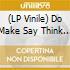 (LP VINILE) LP - DO MAKE SAY THINK    - & YET & YET