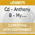 CD - ANTHONY B - MY HOPE