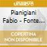 Pianigiani Fabio - Fonte Gaia