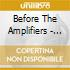 BEFORE THE AMPLIFIERS - LIVE ACOUSTIC
