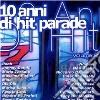 10 ANNI DI HIT PARADE VOL.2