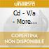 CD - V/A - MORE PRESSURE VOL.1 - ST