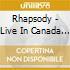 LIVE IN CANADA 2005-Ltd.Ed.+DVD