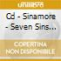 CD - SINAMORE - SEVEN SINS A SECOND