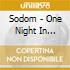 ONE NIGHT (2CD)