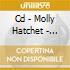 CD - MOLLY HATCHET        - FLIRTIN' WITH DISASTER