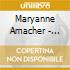 Maryanne Amacher - Sound Characters