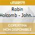 Robin Holcomb - John Brown'S Body
