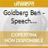 Goldberg Ben - Speech Communication