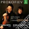 Repin, Vadim - Sergei Prokofiev