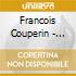 Francois Couperin - Lecons De Tenebres