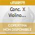 CONC. X VIOLINO N.2,4 E 5
