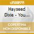 Hayseed Dixie - You Wanna See Something Really Scary