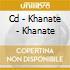 CD - KHANATE - KHANATE