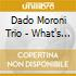 Dado Moroni Trio - What's New?