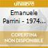 Emanuele Parrini - 1974 Io So Damn If I Know