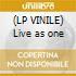 (LP VINILE) Live as one